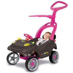 Mini Veículo Smart Baby Confort Reclinável - Bandeirante