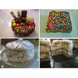 Desayunos Y Meriendas Infantiles Con Mini Torta