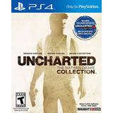 Uncharted: The Nathan Drake Collection - Ps4 Fisico Sellado