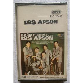 Los Apson. No Hay Amor. Kct Nuevo Eco-peerless