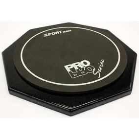 Pad De Estudo Sport Made Pro Series Com 12¨ Black Sparkle Pa