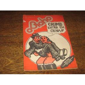 O Bicho Ano 1 Nº 5 Julho De 1975 Crumb,luiz Sá,nani Etc