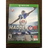 Madden 16 - Xbox One