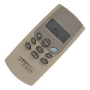 0593 - Controle Remoto Ar Condicionado Carrier Cr41014010