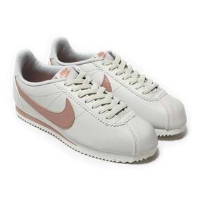 Tenis Nike Classic Cortez Leather Comodos Talla #25 Mujer