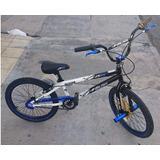 Bicicleta Bmx Rodada 20 Niño Freestyle