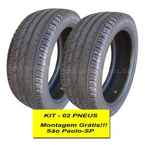 Kit 02 Pneus 215/45 R17 Artum A700 P/ Sonata Vectra Stilo