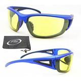 Ansi Z87 Visión Nocturna Gafas De Seguridad Para El Ciclism