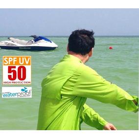 Camisa M/larga Protección Uv Pesca Slippery®