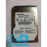 Disco Rigido Hdd De Notebook Toshiba 160 Gb Sata