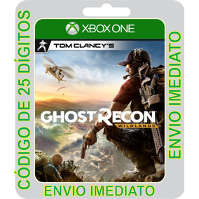 Tom Clancys Ghost Recon Wildlands - Codigo 25 Digitos