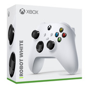 ..:: Control Xbox One Serie X Robot White Blanco ::.. Gc