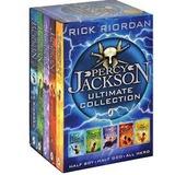 Percy Jackson: Complete Series Box Set ( 5 Books )