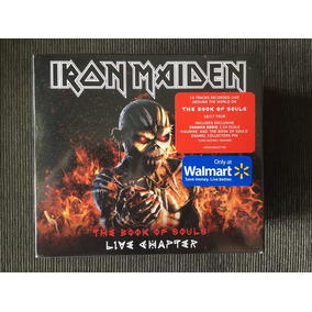 Iron Maiden Live Chapter Limited Edition Walmart - No Brasil