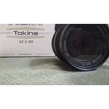 Teleobjetivo Tokina Sz- X 205 28-105.para Reflex Impecable!