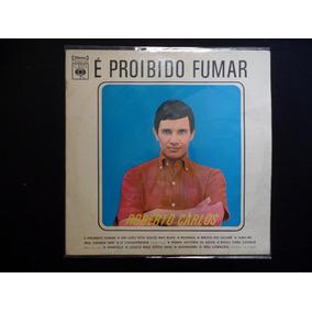 Roberto Carlos - É Proibido Fumar - 1977 - Lp