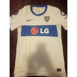 Camiseta Boca Lg 2010 Suplente