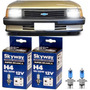 Kit Lâmpadas Chevette 83 84 85 86 87 88 89 90 Super Brancas