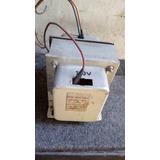 Transformador De 220 V A 110 V. 1500 Watts