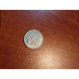 Dúo De Monedas De 25 Centimos Y 1 Bolivar Venezolanos 1965/7