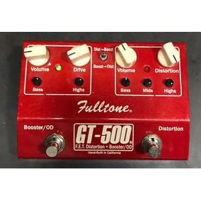 Pedal Fulltone Gt-500 Baixei O Preço