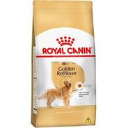 Ração Royal Canin Golden Retriever  Cães Adultos 12 Kg Pett