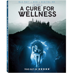 A Cure For Wellness Pelicula Blu-ray + Dvd + Copia Digital