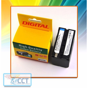 Batería Digitalboy 4000 Mah Np-f750.