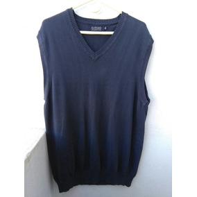 Sweater Chaleco Gieso Xl