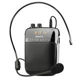 Amplificador De Voz Portable De Múltiples Funciones De Soai