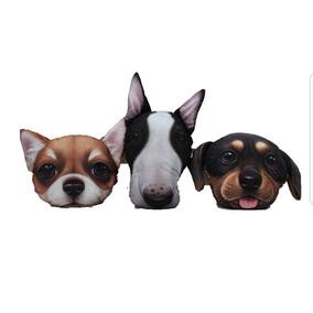 Cojines En Forma De Cara De Perros Mascotas