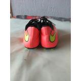 Tenis Para Jugar Fútbol De Niño Nike T. 21.5!!