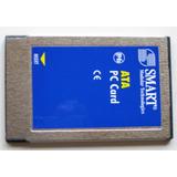 Tarjeta Memoria Ata Pc Card Pcmcia Smart Tech Flash 64mb