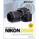 David Buschs Nikon D5100 Guía De Fotografía Slr Digital Davi