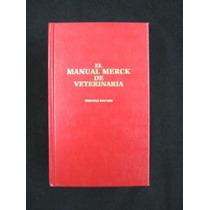 M Merck De Veterinaria 3a Edicion Isbn 84-494-1814-3