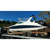 Brazilian Boat 22 Mercury (focker Bayliner) Poddium Nautica