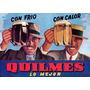 Cartel De Cerveza Quilmes30 X 20