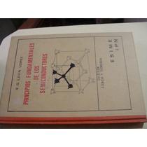 Libros Principios Fundamentales De Los Semiconductores , E.