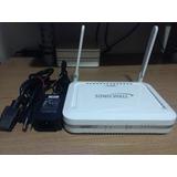 Router Cortafuegos Vpn Sonicwall Tz 105