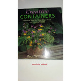 Livro Creative Containers Paul Williams - K3