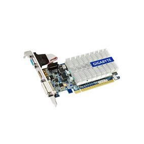 Placa De Video Gigabyte Geforce Gt210 Silent 1gb 64bits
