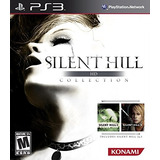 Colección Silent Hill Hd - Playstation 3