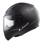 Casco Integral Ls2 Ff353 Rapid Negro Mate Ece22-05