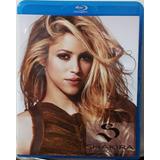 Bluray Duplo Shakira Historical Collection - Frete Grátis