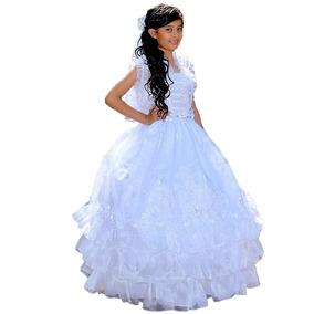 Vestidos de primera comunion para nina en mexico