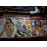 Revistas Clásicas Playboy Y Penthouse Comix (años 90)