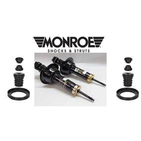 Par Amortecedor Traseiro Honda Crv (2007/2011) Monroe + Kit
