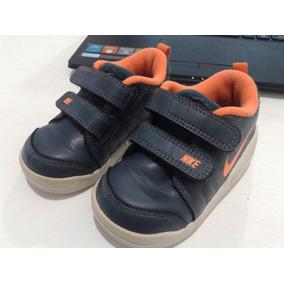 Zapatillas Nike Niño Numero 21 Cuero
