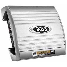 Modulo Boss Cx650m 1600w 4 Canais Full Range
