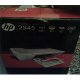 Impresora Hp Multifuncional 2545 Wifi-usb
